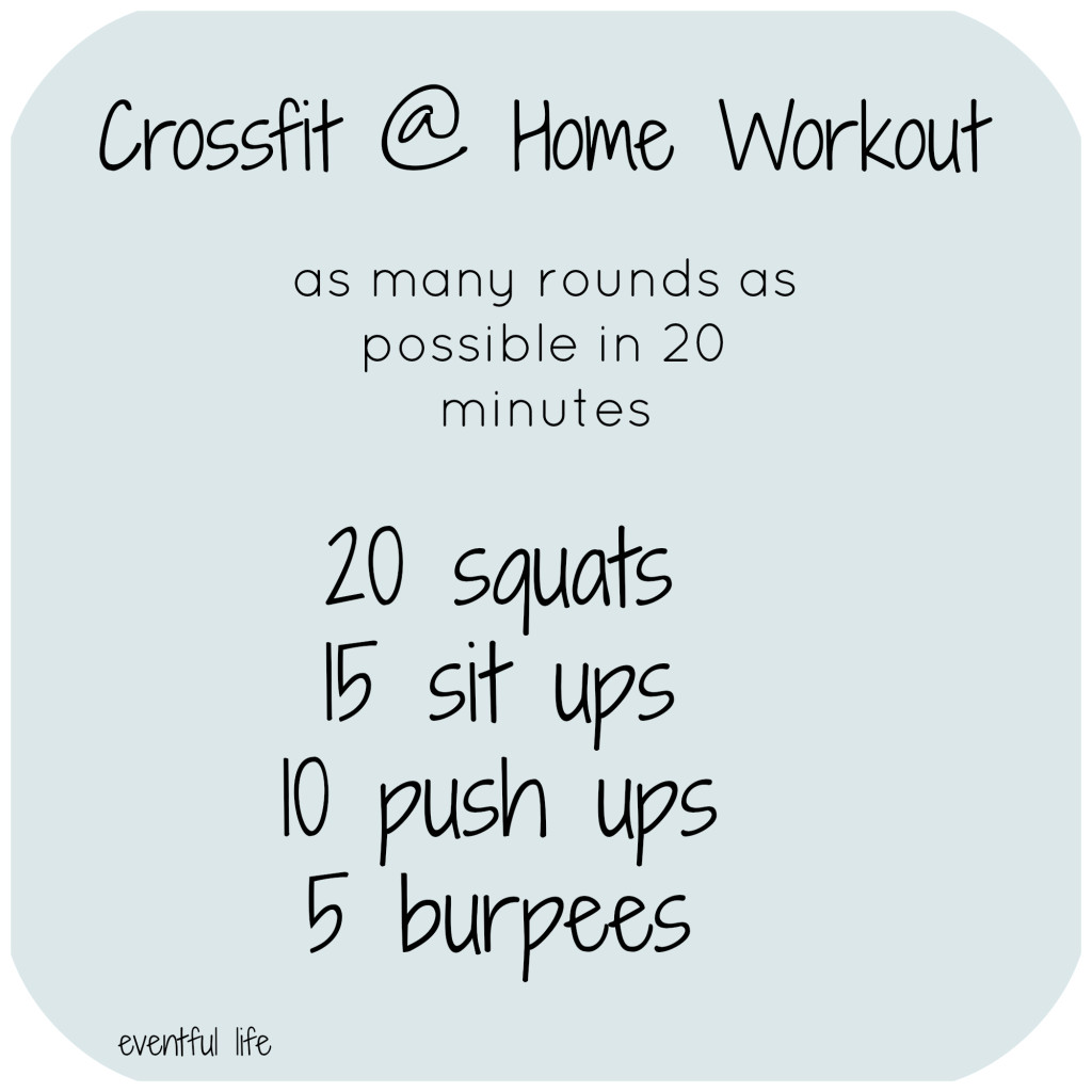Crossfit Workouts: Cray Cray Life