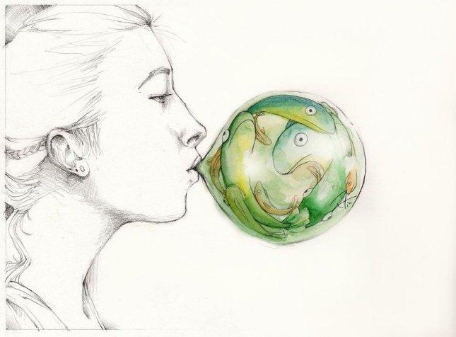 Elia Fernandez - Fish Bubble